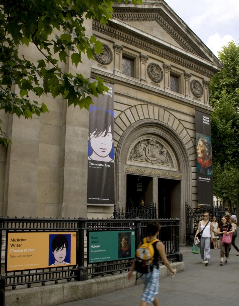 national gallery london guided tours