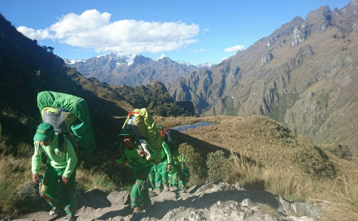 inca trail without a guide