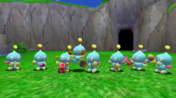 sonic adventure 2 chao guide
