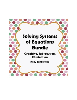solving systems of equations by elimination guided notes