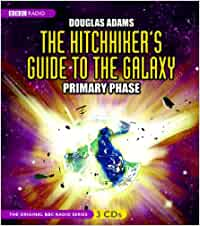 the hitchhiker s guide to the galaxy primary phase