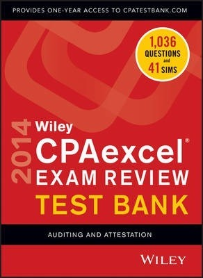 wiley cpaexcel exam review 2014 study guide auditing and attestation