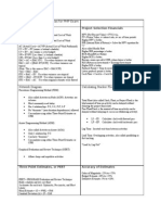 pmp quick reference guide free
