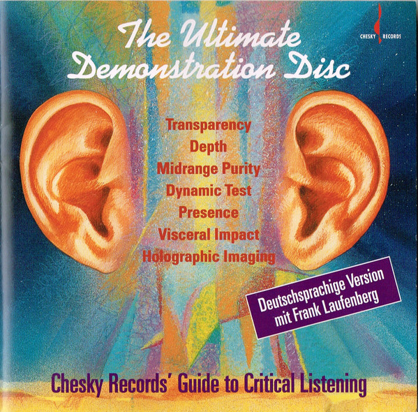 chesky records guide to critical listening