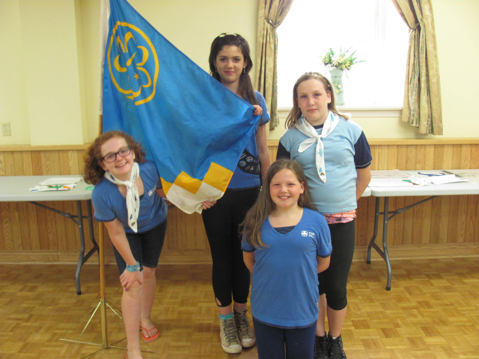what is a girl guide leader called